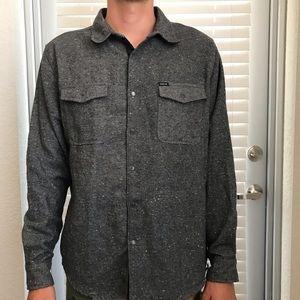 NWT Matix Mendocino Long Sleeve Fall Flannel